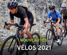 nouveautés vélo 2021
