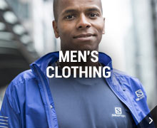 Salomon men's clothing