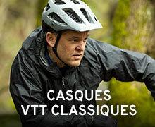 Casques VTT classiques