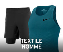 Running Textile Homme