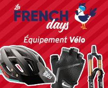 French days équipement vélo