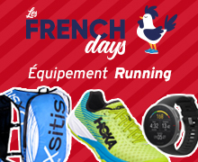 French Days Equipement Running