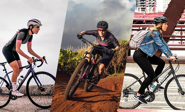 Choisir son vélo femme