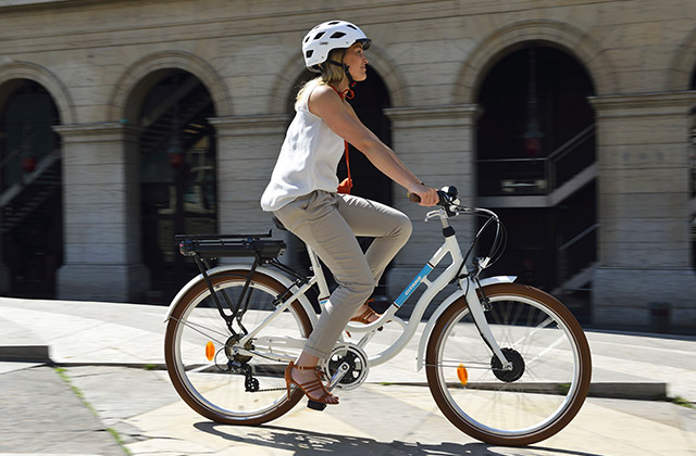 vélo de ville