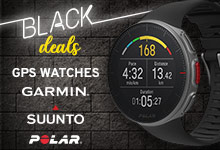 Black Friday Montres GPS
