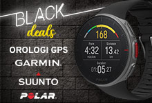 Black Friday orologi GPS