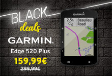 Black Friday Garmin Edge 520 Plus