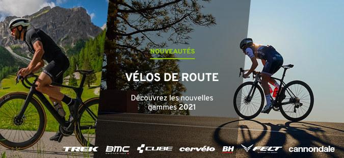 Vélos de route 2021