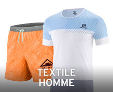 Running Textile Homme