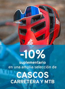 -10% cascos