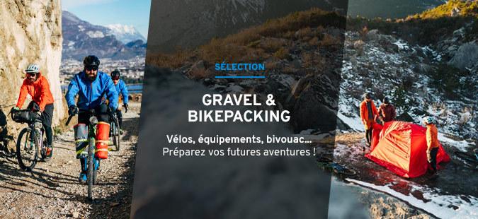 Gravel x Bikepacking