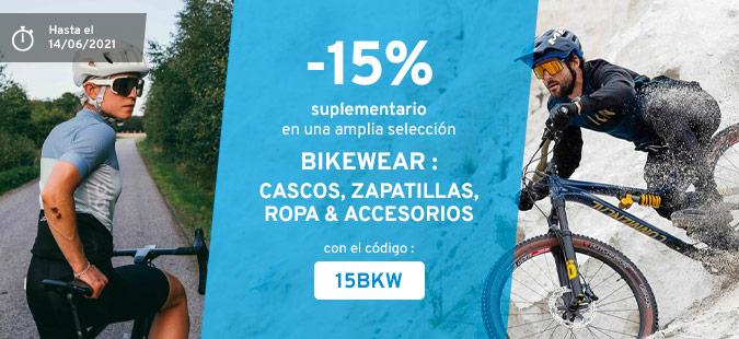 Bikewear -15%