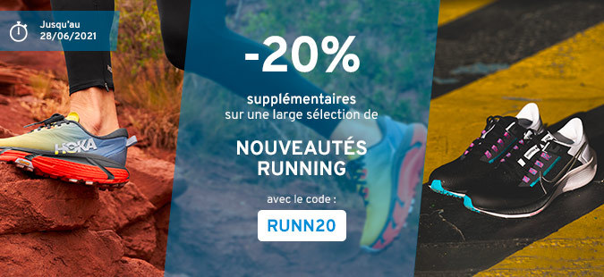 -20% Running