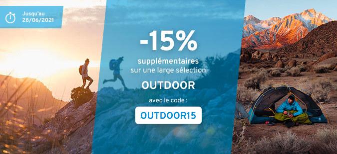 -15% Outdoor