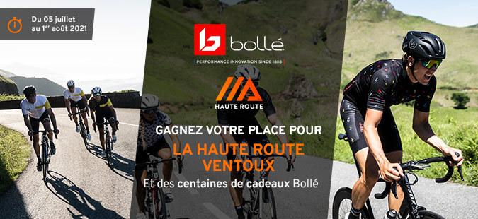 Bollé x Haute Route