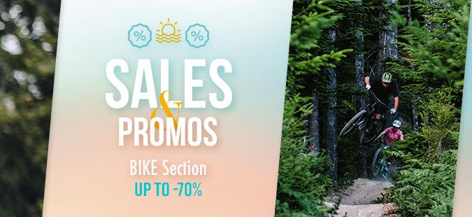 Bike sales