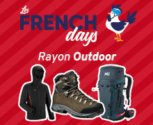 French Days Equipement Outdoor