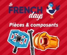 French Days Pièces et composants