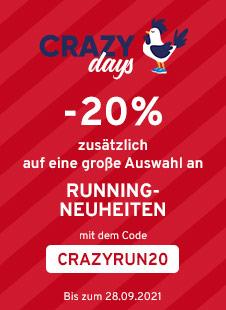 Crazy Days -20% Running