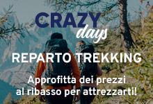 Crazy Days Trekking