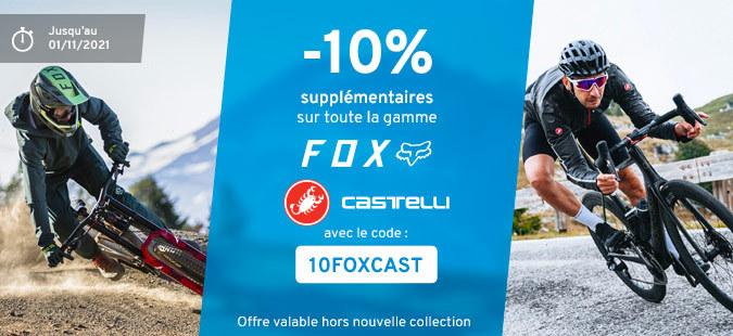 -10% Fox & Castelli