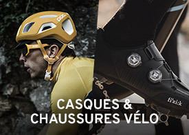 casques chaussures