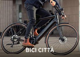 bici città