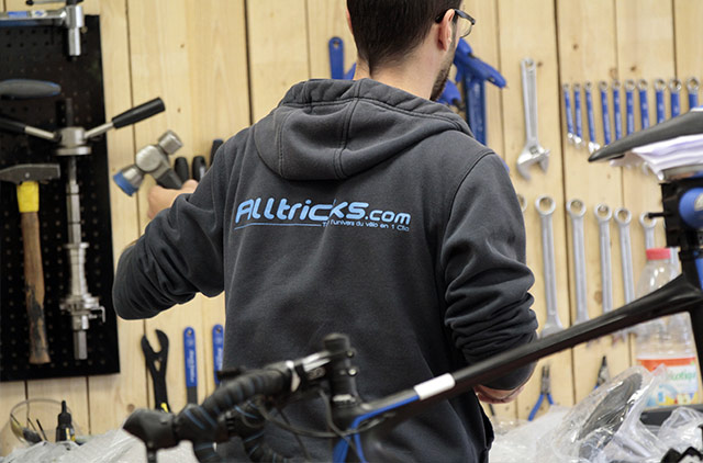 Atelier Alltricks