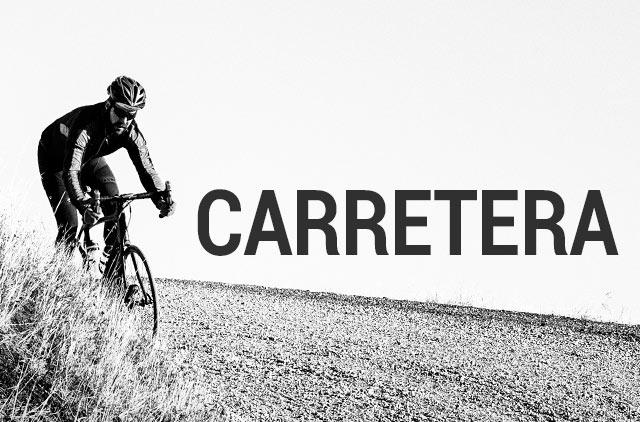 La elección de una bicicleta de carretera
