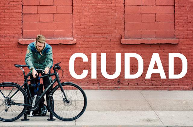 La elección de una bicicleta de ciudad