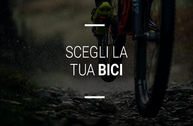Scegli la tua bici