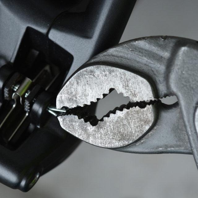 Changer plaquettes freins à disques : étape 6